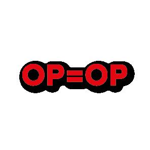 OP=OP raamtekst rood