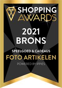 Vaantje Brons Shopping Awards. Shopping Awards!